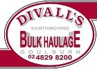 Divalls logo
